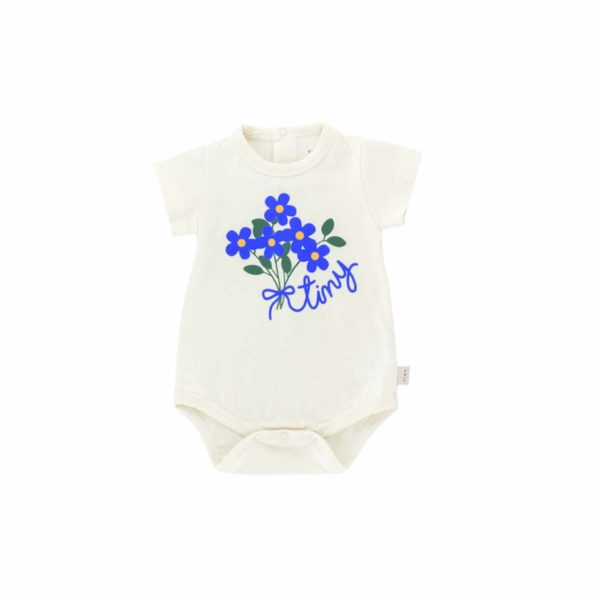 Wijs west Tiny Cottons Tiny Cottons Tiny Bouquet Body 8434525171976  Kleding & Accessoires Baby Rompers