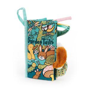 Staartenboek Garden Tails BK4GTN