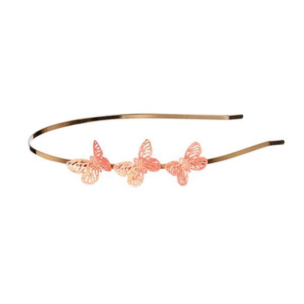 Tiara Vivian, roze vlinders