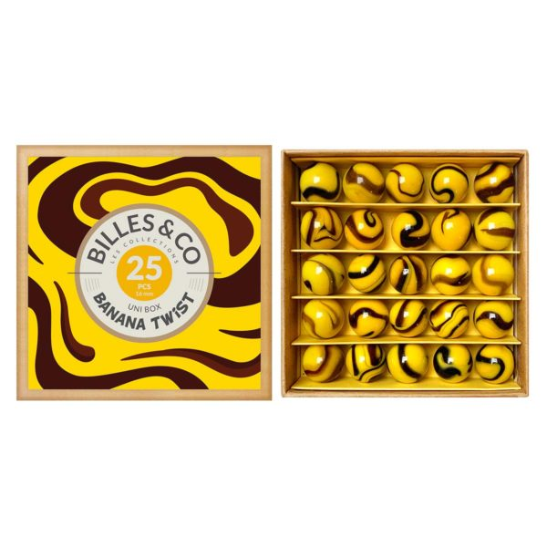 Billes & Co Uni Box Banana Twist
