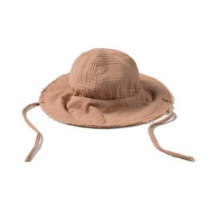 Wijs west Nixnut Nixnut Sun Hat Nude 8720053283695 SS21Nixnut Kleding & Accessoires Accessoires Hoedjes & Petjes