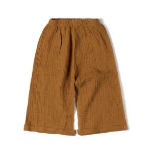 Wijs west Nixnut Nixnut Wide Pants Caramel 8720053281929 SS21Nixnut Kleding & Accessoires Broeken