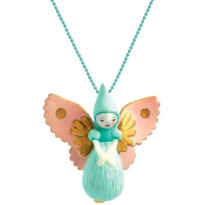 Wijs west Djeco Djeco Kinderketting Lovely Charms Fairy 3070900038035  Speelgoed & Spellen Accessoires Sieraden