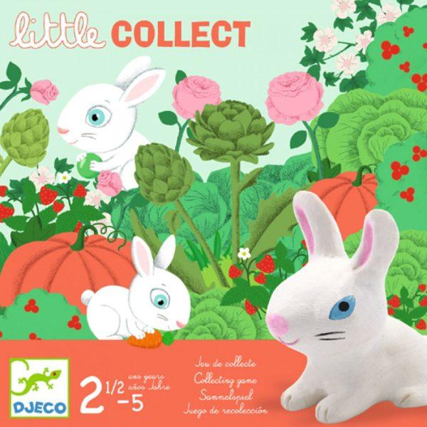 Wijs west Djeco Djeco Verzamelspel Little Collect  3070900085589  Speelgoed & Spellen
