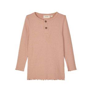 Lil Atelier Shirt Roze 13187821__front