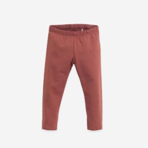 Play Up Plain leggings in organic cotton Farm Botany