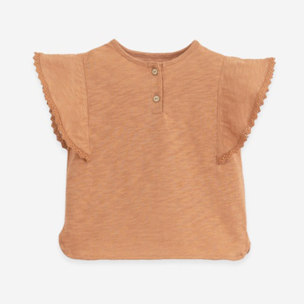 Play Up Organic cotton T-shirt voorkant