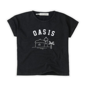 Wijs west Sproet & Sprout Sproet & Sprout T-Shirt Oasis 1138187051245 SS21 Sproet Kleding & Accessoires Shirts T-shirts