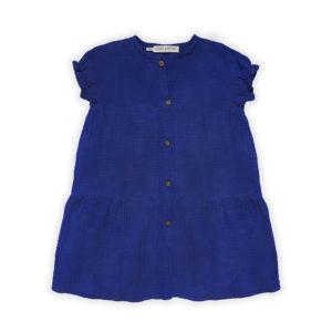 Wijs west Sproet & Sprout Sproet & Sprout Dress Blue 1138187054345 SS21 Sproet Kleding & Accessoires Rokjes & Jurkjes