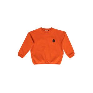 Wijs west Maed for Mini Maed for Mini Sweatshirt Roasted Ragdoll 7446034583547 SS21 MfM Kleding & Accessoires Sweaters & Truien