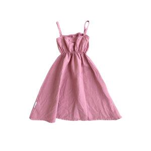 Wijs west Maed for Mini Maed for Mini Dress Purple Peacock 7446034616696 SS21 MfM Kleding & Accessoires Rokjes & Jurkjes