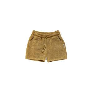 Wijs west Maed for Mini Maed for Mini Shorts Teasing T-Rex 7446034634669 SS21 MfM Kleding & Accessoires Broeken Korte Broeken