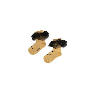 Wijs west Maed for Mini Maed for Mini Basic socks Smiling Suni 7446034656647 SS21 MfM Kleding & Accessoires Sokken & Maillots
