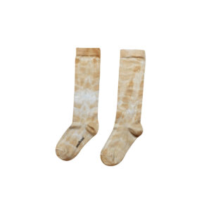 Wijs west Maed for Mini Maed for Mini Kneesocks Splotchy Shrew 7446034662624 SS21 MfM Kleding & Accessoires Sokken & Maillots