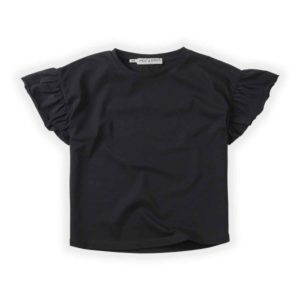 Sproet & Sprout Basic Black Ruffle