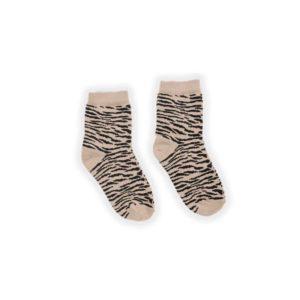 Sproet & Sprout Basic socks tigre