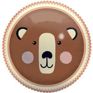 djeco speelbal bear fox