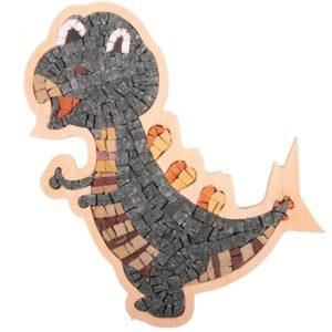 neptune mosaic knutselset stegosaurus