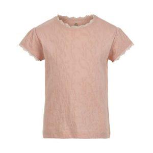En Fant SS T-shirt Cameo Rose