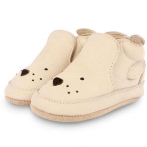 Wijs west Donsje  Donsje Arty   Seal Cream Leather 8719549206096 SS21 Donsje Kleding & Accessoires Schoenen