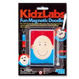 4m speelset kidzlabs fun magnetic doodle