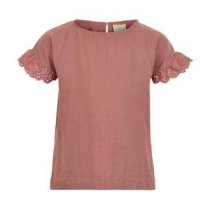 En Fant T-shirt Rose Dawn