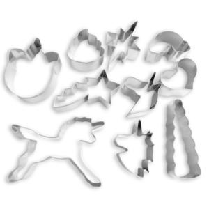 Handstand Kitchen- Eenhoorn en regenboog Uitsteekvormpjes