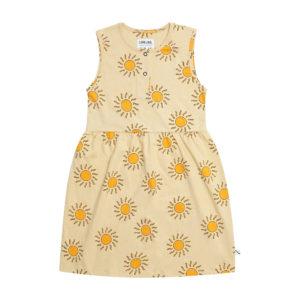 Wijs west CarlijnQ CarlijnQ Sunshine - Tanktop Dress - Longer Model 8720289684662 SS21 CarlijnQ Kleding & Accessoires Rokjes & Jurkjes