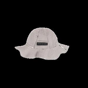 House of jamie Wijs West sun hat stripes gestreept zonnehoedje