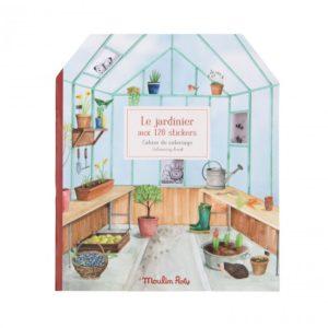 Moulin Roty Stickerboek Le Jardin du Moulin