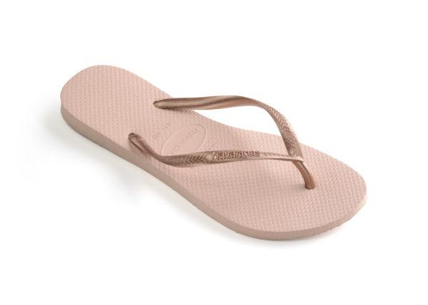 Wijs west Havaianas Havaianas Slim Ballet Rose Havaianas Kleding & Accessoires Schoenen Sandalen