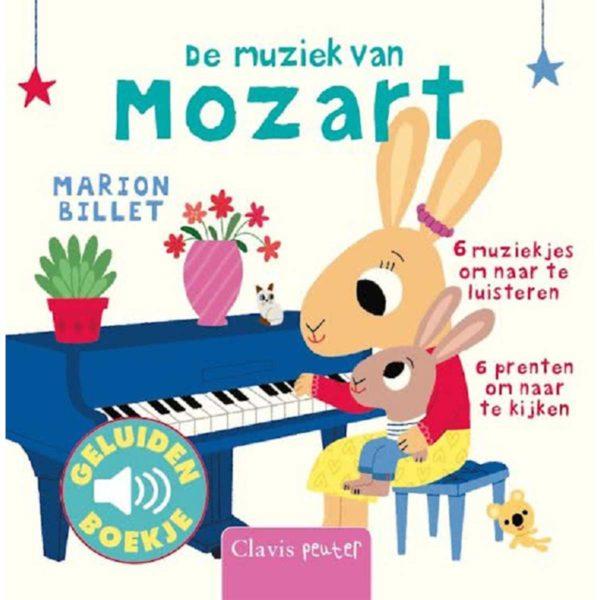 De muziek van Mozart 9789044830958