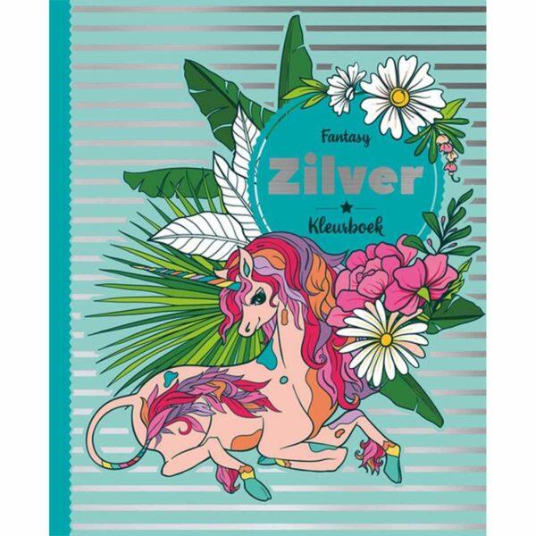 Glitter kleurboek 8712048324711
