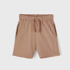 Lil' Atelier Shorts Tobacco Brown