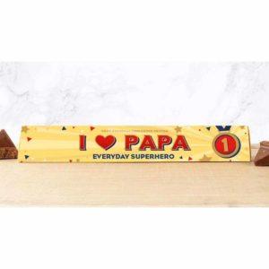 Toblerone I♥PAPA