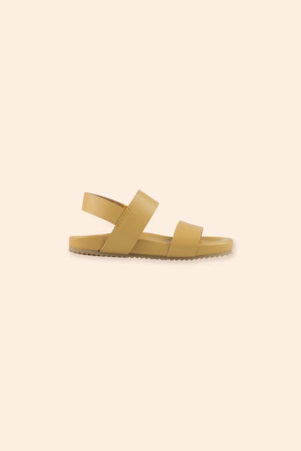 Wijs west Tiny Cottons Tiny Cottons Elastic Sandals Nut Brown 8434525195262  Kleding & Accessoires Schoenen Sandalen