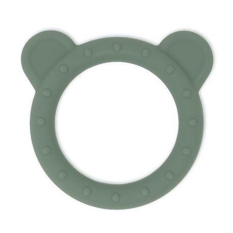 Mushie Bijtring Bear - Dried Thyme