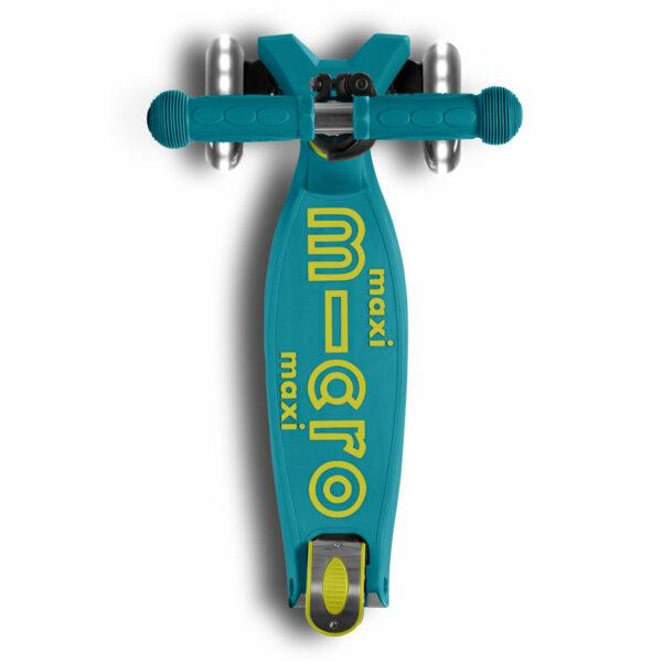maxi-micro-step-inklapbaar-led-petrol-green