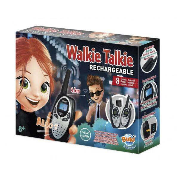BUKI - Walkie Talkie Oplaadbaar