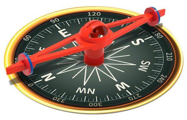 4M Kidzlabs Gigantische Kompas