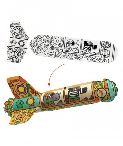 Wijs west Djeco Djeco DIY Raketten 3070900079489 Djeco2021Mei Speelgoed & Spellen Knutselen