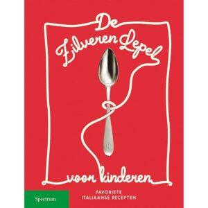 De Zilveren Lepel voor kinderen - Nieuwe editie 2021jpg