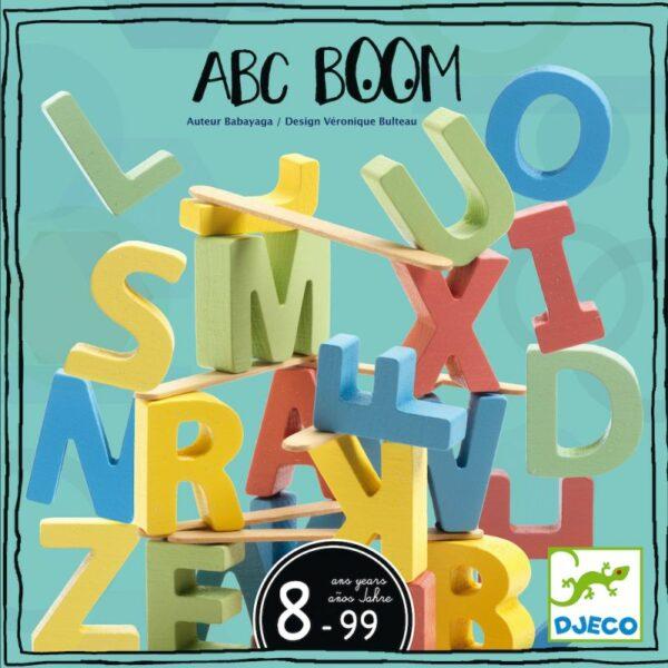 Wijs west Djeco Djeco's ABC Boom 3070900085435 Djeco21Mei Speelgoed & Spellen Spellen