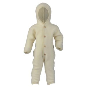 Engel Natur Hooded Overall Natural