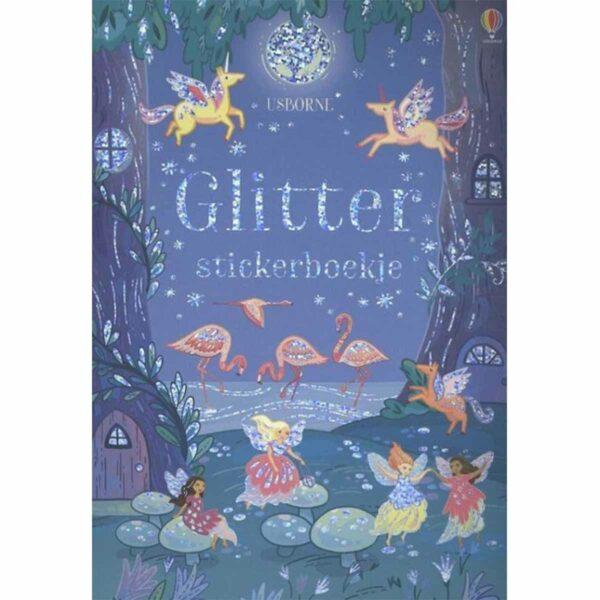 Glitter stickerboek 9781474962360