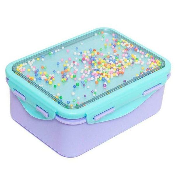 Petit Monkey Lunchbox Popsicles Lilac