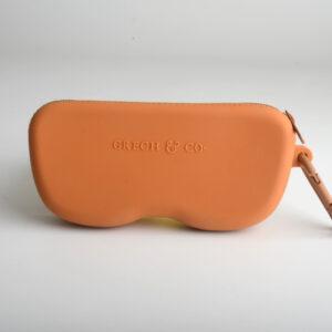 Wijs west Grech & Co Sunglass Case Spice 7421954468419 Grech21mei Kleding & Accessoires Accessoires Zonnebrillen