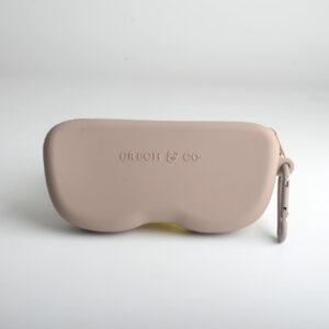Wijs west Grech & Co Sunglass Case Stone 7421954467481 Grech21mei Kleding & Accessoires Accessoires Zonnebrillen