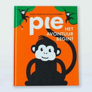 Boek Pie prentenboek Wijs West