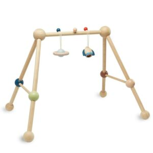 Plan Toys Baby Play Gym - Orchard collection